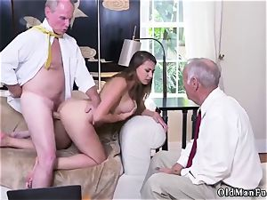 Give it to me parent first-ever time Ivy amazes with her immense knockers and booty