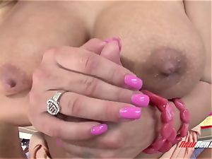rectal porno with super-naughty 35-year-old adult movie star Shyla Stylez