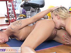 fitness apartments milf gym schoolteacher sweaty trib fuck-fest session