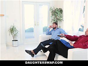 DaughterSwap - torrid daughters-in-law Get opened up