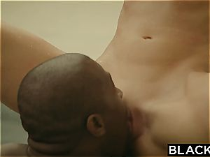 first bi-racial for naughty Ally Tate