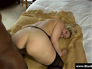 Sarah Vandella firm interracial smash