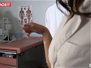 LETSDOEIT - nubile Nurses abuse The Doctors phat manmeat