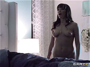 Dana Dearmond inflames her love life with her insatiable husband
