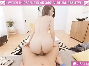 VR porn - JOSELINE KELLY MY SISTERS steaming pal tear up