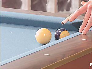 pounding Pool Part 1