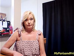 Ms Paris and Her inexperienced Theater