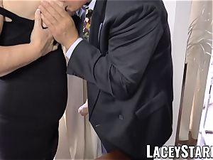 LACEYSTARR - kinkiest grandma analled before popshot