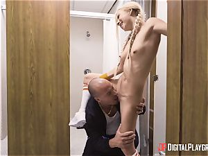 Kenzie Reeves bashed by strung up Sean