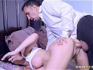 Monique Alexander - great Ghost ravages my pussy