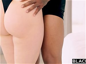 BLACKED Mia Malkova luvs bbc in first IR