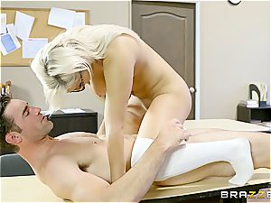 Kylie Page nailed by angry teacher