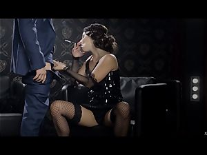 xCHIMERA - Hungarian Amirah Adara fetish internal ejaculation nail