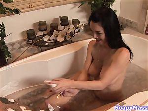Rayveness providing her favourite customer everything she wants