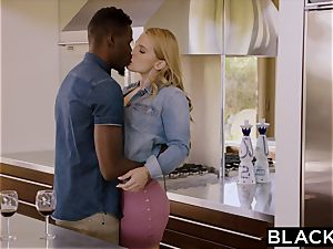 BLACKED torrid gf hungers and Cheats With big black cock