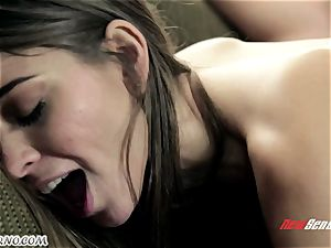 strict parent punishes his bitchy daughter-in-law Riley Reid