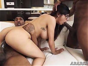 German arab and muslim boner very first time My ample black 3some